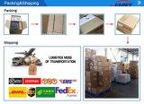 Scheda di identificazione degli impiegati delle 2018 plastiche con breve termine di consegna