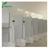 Partition de compartiment de toilette de qualité avec l'écran d'urinal