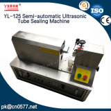 靴のクリーム(YL-125)のための半自動超音波管のシーリング機械