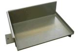 OEM Deel van de Hardware van het Metaal van het Blad van het Roestvrij staal van de Precisie het Buigende