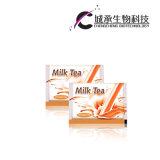 損失の重量の減量のための茶を細くする自然な草のミルクの茶