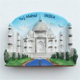 Magneet van de Koelkast van Polyresin van de Gift van de Herinnering van de Vlekken van de Toerist van Italië 3D