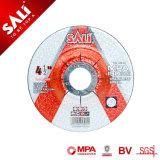 """Inox 회전 숫돌을 닦는 Sali 상표 최신 판매 4.5 """" 인치"""