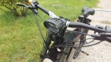 2018 Nouvelle Onde sinusoïdale 8000W Enduro Ebike vélo électrique 8kw