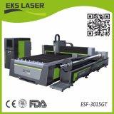 De uitstekende Materialen van het Aluminium van de Laser van de Scherpe Machine van de Laser van de Vezel Platfor Groene Flexibele Werkende Scherpe