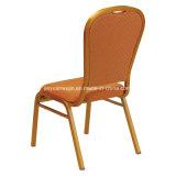 Stapelbarer Aluminiumhotel-Bankett-Möbel-Kontakt-Stuhl