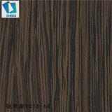 Feuilles de stratifié HPL professionnel du grain du bois stratifié HPL Formica Feuille de carte de bois Décoration