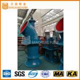 Vertikale Turbine-Entwässerung-Pumpe