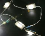 屋外3W 220lmは経路識別文字のためのクリー語XP-E LEDsが付いているSMD LEDの印のモジュールをかLightboxまたは印防水する