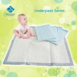 처분할 수 있는 아기 배려 자기 큰 크기에 변화 침대 패드