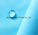 옥외 의복을%s 190t PU 0.2cm Ripstop 폴리에스테 Taslon