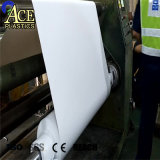 Vacuum Forming transparency rigid PVC plastic Sheets for Lampshade Cover