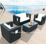 Мебель нового ротанга софы сада гостиницы патио конструкции Wicker напольная