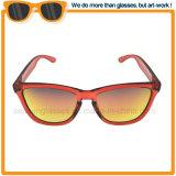 China nuevo diseñador de moda gafas de sol personalizados UV400 Deporte gafas de sol 2018