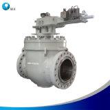 API-Form-Stahl null Leckage-Spitzeneintrag-Kugelventil Manufacturerer Stockist u. Lieferant