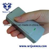 Mini teléfono celular portable plateado y emisión del GPS (G/M, CDMA, DCS, GPS)