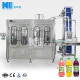Abgefüllte Orange/Traubensaft-Flaschenabfüllmaschine