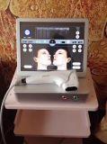 Bellezza portatile dell'elevatore di fronte del corpo di ultrasuono di approvazione 3D Hifu del certificato che dimagrisce macchina