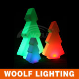 Indicatori luminosi esterni degli alberi di Natale di nuovo anno LED della decorazione