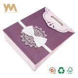 Impresos personalizados de embalaje de Dulces de Chocolate Bolsa Bolsa de papel