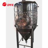 Réservoir de fermenteur de brassage de bière d'acier inoxydable