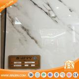 Grande mattonelle di pavimentazione lustrate della porcellana di Carrara di formato marmo (JM918030D)