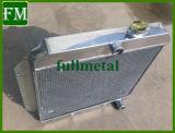 Radiateur en aluminium 3 rangées de performance pour camion Chevrolet Chevy 1960-62