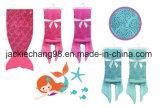 Одеяло Sft01MB005 Mermaid печати фольги