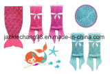 Tiras Imprimir Mermaid Cobertor Sft01MB005