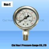 Anti-Corrosion 50mm圧力計のすべてのステンレス鋼