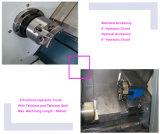 Tailstock를 가진 선형 홈 높은 정밀도 기울기 침대 중국 CNC 선반