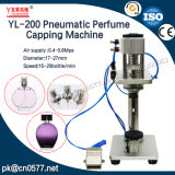 Машина пневматической бутылки покрывая для дух (YL-200)