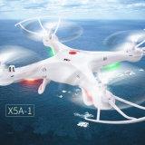 Bourdons à télécommande d'hélicoptère d'avions de Quadcopter de compas gyroscopique d'axe du bourdon X5a-1 2.4G 6 de Syma RC