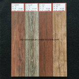 Azulejo de madera hermoso del azulejo de suelo del material de construcción