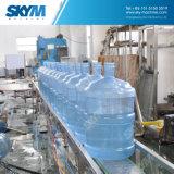 Ligne remplissante bouteille de l'eau de baril de 5gallon 20L