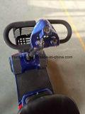 4 roues scooter chaise de roue d'alimentation cabine handicapés scooter de mobilité