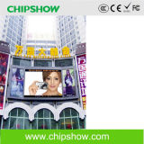 Visualizzazione di LED esterna della parete di Chipshow P6 LED video