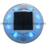 Goujon solaire de clignotement de route de la sécurité routière de circulation 8PCS DEL