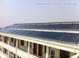 Prédio de Energia Solar de água quente do sistema de aquecimento