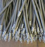 De Flexibele Slang van het roestvrij staal met Montage