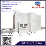 Scanner de raio-X, tamanho do túnel 150*180cm Airport Scanner de carga de paletes