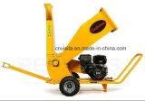 la desfibradora Chipper de madera de la potencia de la gasolina 18HP, ramifica desfibradora Chipper