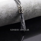 Men Stainless Steel Necklace Stone Pendant에 있는 형식 Jewelry