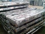 Corrugated цинк покрыл панель /Wall крыши плиты утюга гальванизированную Wavable
