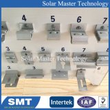 Supporti di attacco solari facili del tetto di mattonelle del passo di installazione