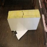 Сделанная машиной панель сандвича Rockwool без стальной прокладки