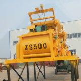 30 h/capacité cubique avec des lits de l'arbre agitateur concret JS500