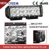 우수한 160W 12inch 크리 사람 이중 줄 Offroad LED 표시등 막대 (GT3332-16L)