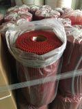Гибкая сетка вырезывания стеклоткани для гипсолита или штукатурки, 0.2X300m/Roll