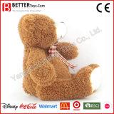 아이들은 최고 연약한 박제 동물 견면 벨벳 장난감 곰 장난감을 꼭 껴안는다